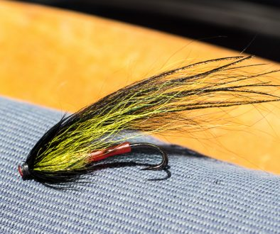 Simple fly tying